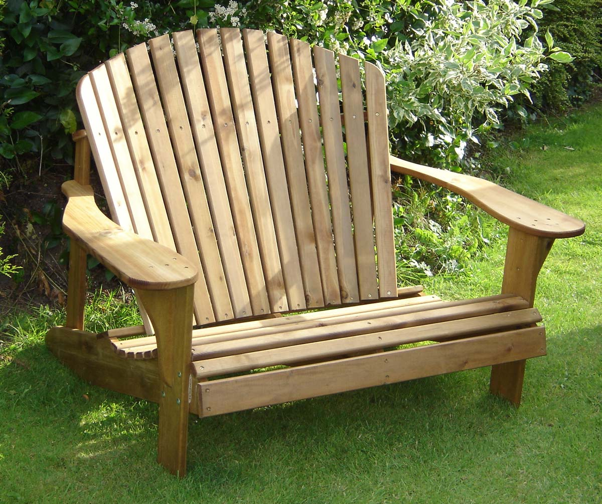 Adirondack Chair Kit Alfresco Furniture