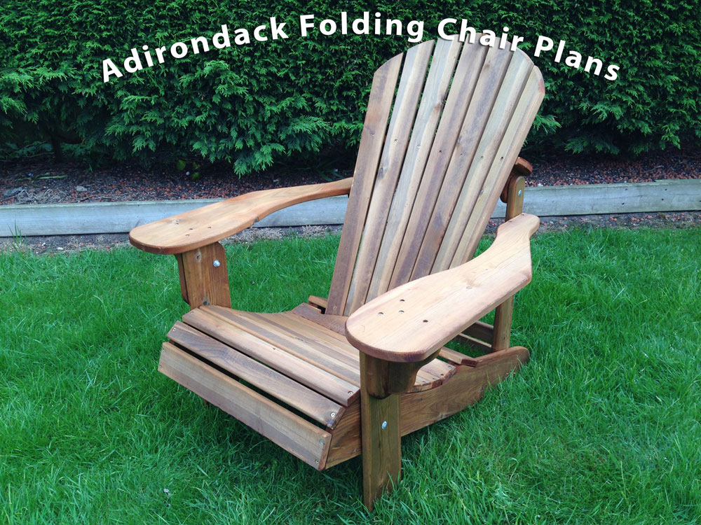 Plans For Double Adirondack Chair House Design And