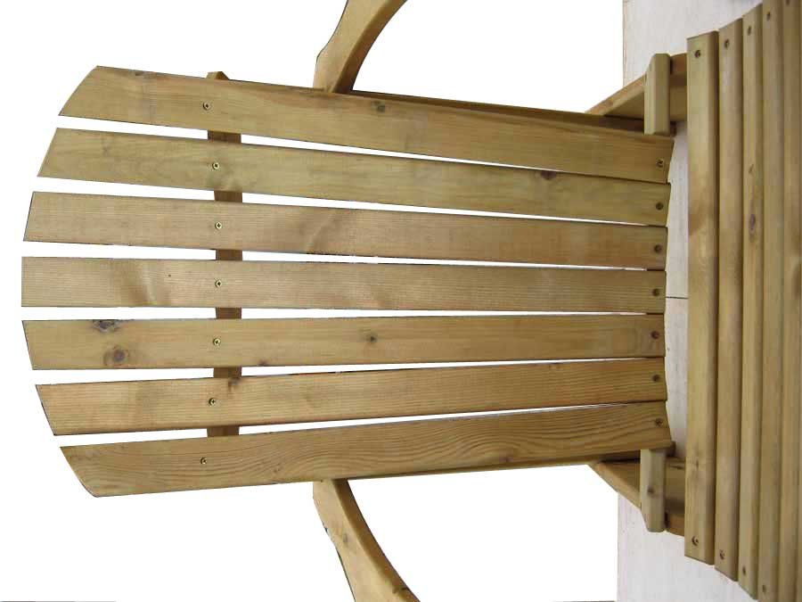 complete adirondack chair